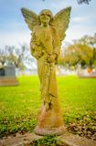 A grave decoration or grave statue royalty free stock images