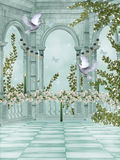Angelic Dreams 1 royalty illustrazione gratis