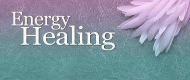Angelic Energy Healing Banner Head