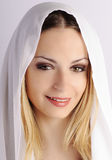 Angelic girl Royalty Free Stock Photography