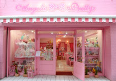 Angelic Pretty Store in Tokyo Royalty Free Stock Photo