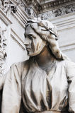 Angelical Statue Stock Photography