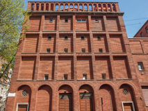 The Angelicum convent in Milan Royalty Free Stock Photos
