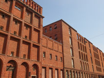 The Angelicum convent in Milan Stock Photo
