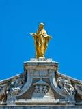 angelidegli maria santa Arkivbild
