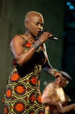 Angelike Kidjo Stock Photography