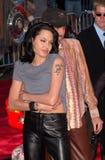 Angelina Jolie, Μπίλι Μπομπ Θόρντον Στοκ Εικόνα