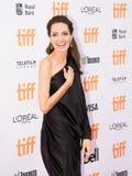 Angelina Jolie на премьере tWorld ` ` s фильма ` s Netflix сперва они убили мое ` отца во время международного кинофестиваля Торо Стоковые Фото