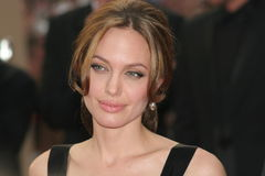 Angelina Jolie Stockfotos