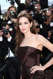 Angelina Jolie Photo libre de droits