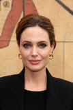 Angelina Jolie. At the Golden Globe Foreign-Language Nominees Seminar, Egyptian Theater, Hollywood, CA 01-14-12 Stock Photography