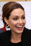 Angelina Jolie. At the Golden Globe Foreign-Language Nominees Seminar, Egyptian Theater, Hollywood, CA 01-14-12 Stock Photos