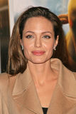 Angelina Jolie. At the Los Angeles Premiere of Beowulf. Westwood Village Theater, Westwood, CA. 11-05-07 Stock Images