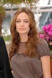 Angelina Jolie Στοκ Εικόνα