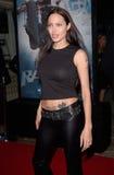 Angelina Jolie стоковые фотографии rf