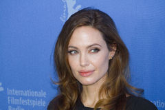 Angelina Jolie Immagine Stock