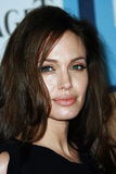Angelina Jolie. At the 2008 Film Independent Spirit Awards at Santa Monica Beach, Santa Monica, California Royalty Free Stock Photography
