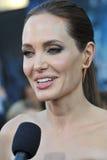 Angelina Jolie Στοκ φωτογραφία με δικαίωμα ελεύθερης χρήσης