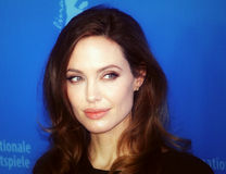 Angelina Jolie Stockfotografie