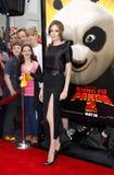 Angelina Jolie Στοκ εικόνες με δικαίωμα ελεύθερης χρήσης