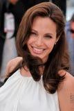 ANGELINA JOLIE, Angelina Jolie Στοκ Φωτογραφία