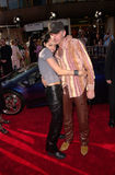 Angelina Jolie, Billy Bob Thornton obraz stock