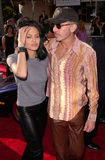 Angelina Jolie, Billy Bob Thornton obraz royalty free