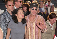 Angelina Jolie,Billy Bob Thornton Stock Photos