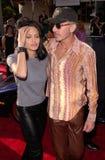 Angelina Jolie,Billy Bob Thornton Royalty Free Stock Image