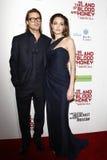 Angelina Jolie, Brad Pitt Royalty Free Stock Image