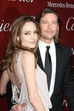 Angelina Jolie, Brad Pitt Imagen de archivo