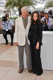 Angelina Jolie, Clint Eastwood Στοκ Φωτογραφίες