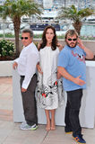 Angelina Jolie, Dustin Hoffman, Jack Black Royalty Free Stock Photography
