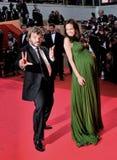 Angelina Jolie, Jack Black Royalty Free Stock Photos