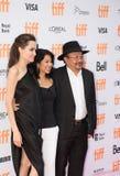 Angelina Jolie World Premiere di ` in primo luogo hanno ucciso il mio ` del padre al festival cinematografico dell'internazionale Immagini Stock Libere da Diritti