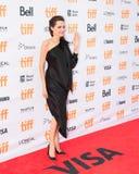 Angelina Jolie World Premiere do ` primeiramente mataram meu ` do pai no festival de cinema do International de Toronto imagens de stock