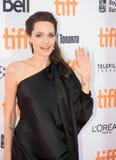 Angelina Jolie World Premiere van ` doodden zij eerst Mijn Vader ` bij Internationaal de Filmfestival van Toronto stock fotografie