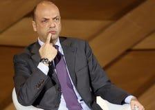 Angelino-alfano, Italien Lizenzfreies Stockfoto