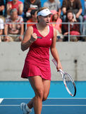 Angelique Kerber at the 2010 China Open Stock Photos