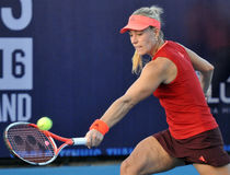 Angelique Kerber Royalty Free Stock Photography