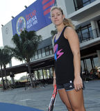 Angelique Kerber Royalty Free Stock Image