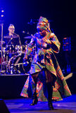 Angelique Kidjo performs live on 28th April Jazz Stock Photography