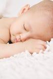 Angell de Sleepin Imagens de Stock