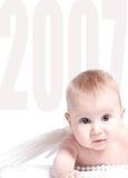 Angelo 2007 Immagini Stock