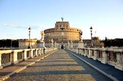Angelo castel Ιταλία Ρώμη sant Στοκ Εικόνες