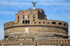 Angelo castel Ιταλία Ρώμη sant Στοκ Εικόνα