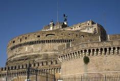 Angelo castel Ρώμη Άγιος Στοκ Εικόνα