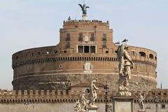 Angelo castel Ρώμη sant Στοκ εικόνες με δικαίωμα ελεύθερης χρήσης