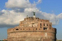 angelo castel Rome sant Fotografia Royalty Free