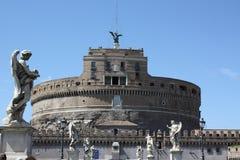 ` Angelo Castel Sant, Рим стоковые изображения rf